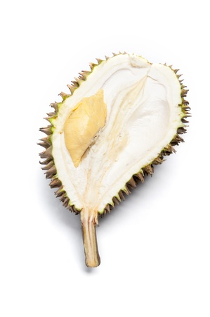 Durian fruit in south east asia, the king of fruits Stock Photo - 14457639