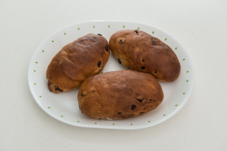 Homemade bread fresh from oven Stock Photo - 16274049