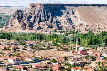 Selime star war movie scene in Cappadocia, Turkey
