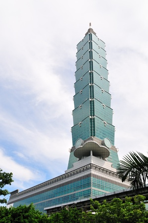 tallest: Taipei 101 building, tallest building in the world