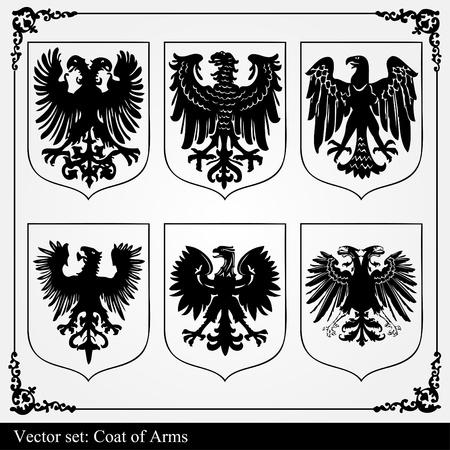 chevalerie: Jeu de Vintage eagle