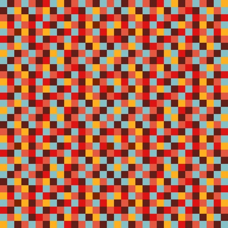 Vector texture consist of colorful mosaic