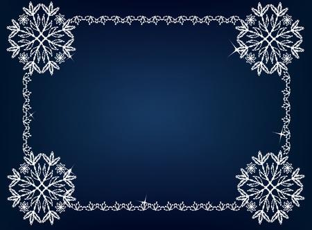 Crystal vintage Stock Vector - 10330823