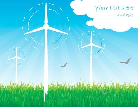 converter: Wind generators or wind turbines