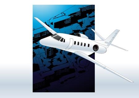 avioncitos: El avi�n de pasajeros en el espacio