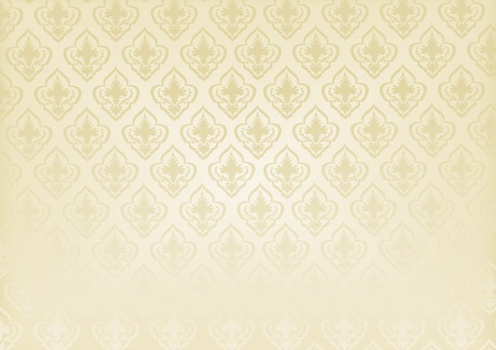 Vintage elements background illustration Vector