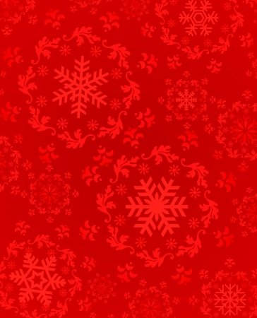Cute Christmas background card illustration Vector