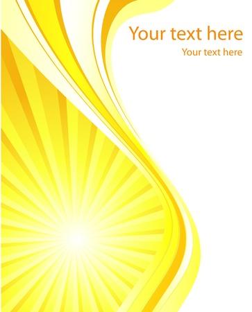 san rays: Sun burst background