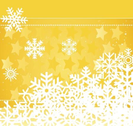 Lovely Christmas background illustration Stock Vector - 10371434