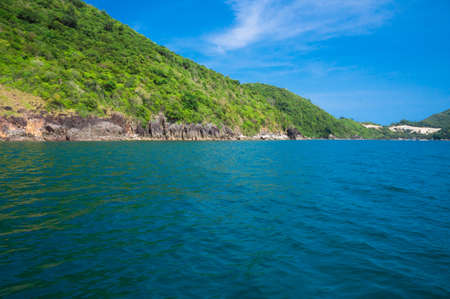Nam Du island. A tranquil island with beautiful beach in Kien Giang, Vietnam.