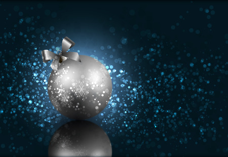 hillock: Christmas toy. Decorating for Christmas trees. Christmas background.