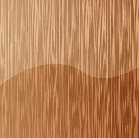 high angle view: Background lacquered wooden texture, vector art illustration. Illustration
