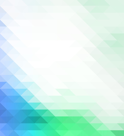frosted: Mosaic blur background, vector art illustration of frosted glass.