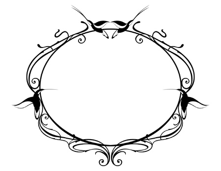 decorative frame Stock Vector - 16927853