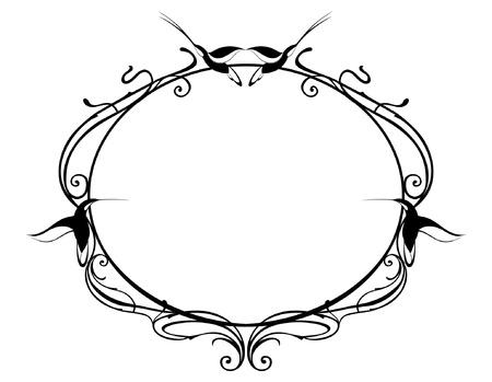 decorative frame Stock Vector - 16927853
