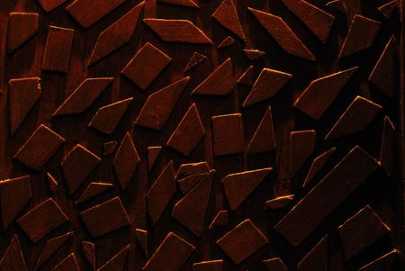 wengue: Trabajo en madera Wenge