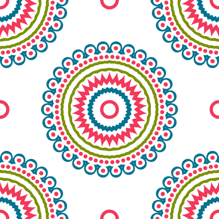 flower petal: Vintage universal different seamless eastern patterns (tiling). Endless texture can be used for wallpaper, pattern fill, web page background, surface textures clothes. Retro geometric ornament. Illustration