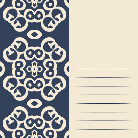 Art graphics for hipsters in fashionable modern vintage style - element for design business cards, invitations, gift cards, flyers brochures. 免版税图像 - 89881298