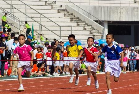 kid running: Children