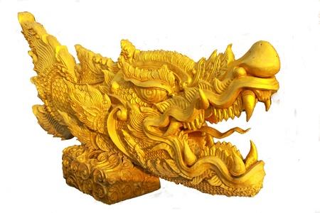 taper: Fish demon in Thai literature Ubonratchathanee Stock Photo