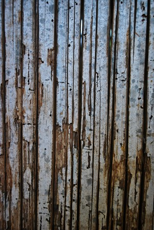 Old cracked bamboo wall Stock Photo - 7198385