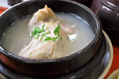 Korean Hot Soup photo