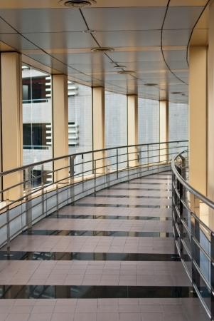 An empty walkway Stock Photo - 16953949