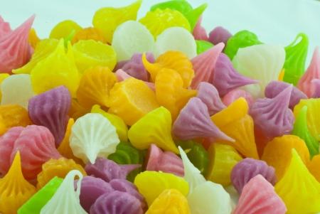 Colorful Thai dessert pattern Stock Photo - 17001721