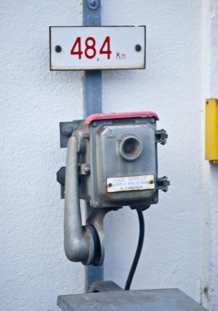 frence: Old Frence telephone