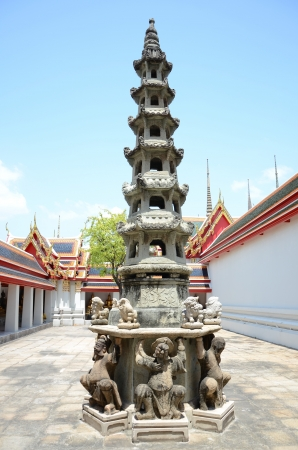 Estatuas Pagoda photo