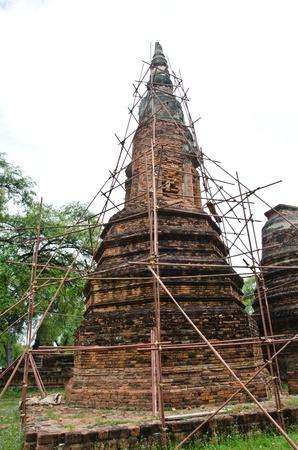reconstruct: Reconstruct Pagoda
