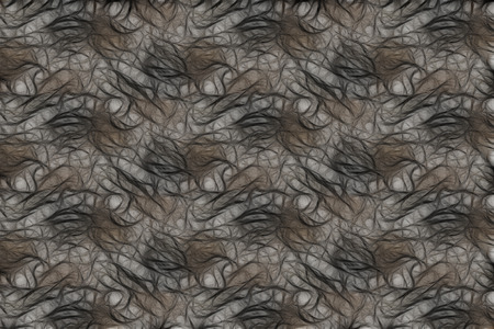plexus: Abstract background with texture fractal plexus gray tone