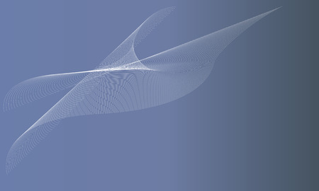 cold steel: Abstract wallpaper of rows on cold steel gradient background