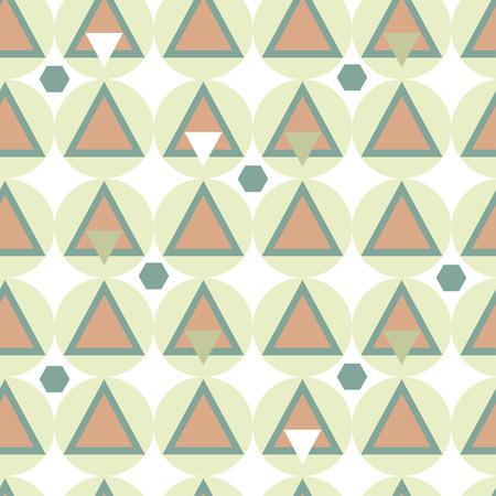 simple geometry: Simple geometry seamless pattern.