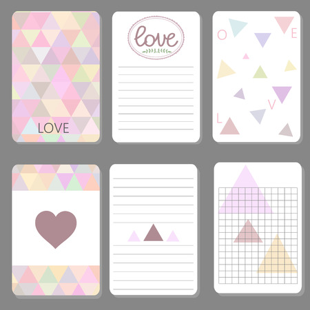 printable: Printable cute design cards to do list, notepad