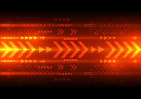 vector digitale snelheid technologie, abstracte achtergrond