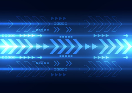 internet speed: vector digital speed technology, abstract background