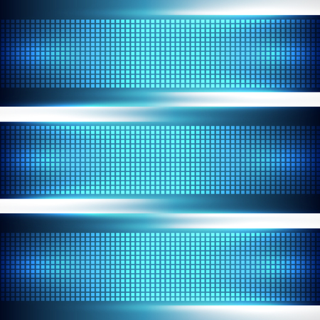 technology background: Abstract vector technology background, illustration