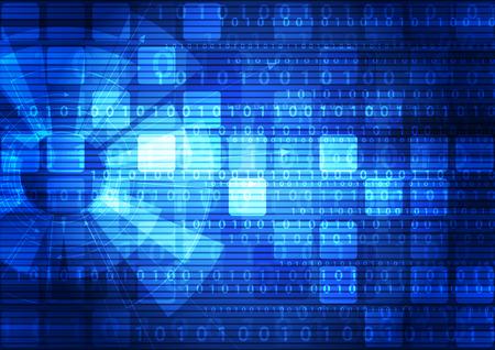 tecnologia astratto sfondo digitale