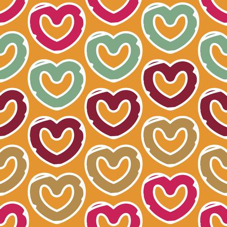 tiny heart design pattern for Valentines Day, anniversaries, birthdays, holidays, scrapbooks.
