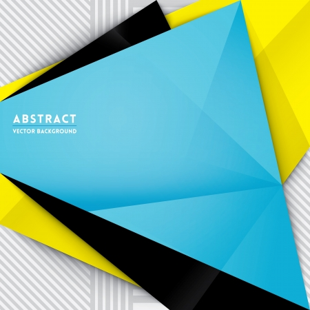 Abstract Triangle Shape Background for Web Design  Print  Presentation