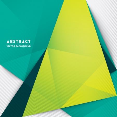 forme: Triangle abstraite fond de forme pour le Web Design  impression  Présentation Illustration