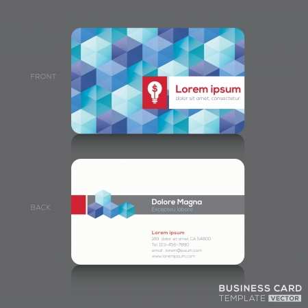 name tags: Business cards Design Template