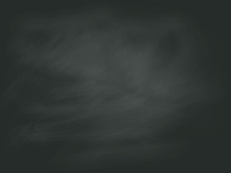 abstract black chalk board background vector