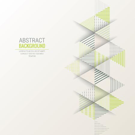 etiqueta: l�nea de tri�ngulo abstracta patr�n de rayas de vectores de fondo Vectores