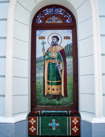 sumy: Original unique inlay is open for all to see on the Soborna street of the Ukrainian city Sumy