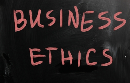 business ethics: business ethics