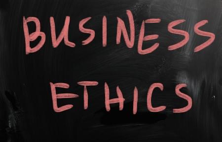 etica empresarial: ?tica empresarial