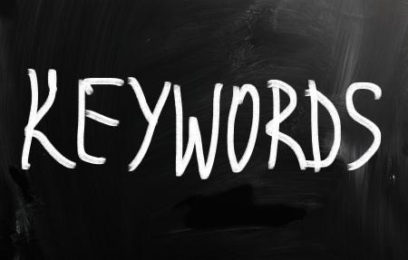 backlink: Keywords