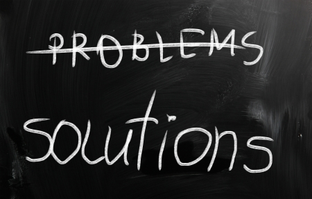 problem or solution photo